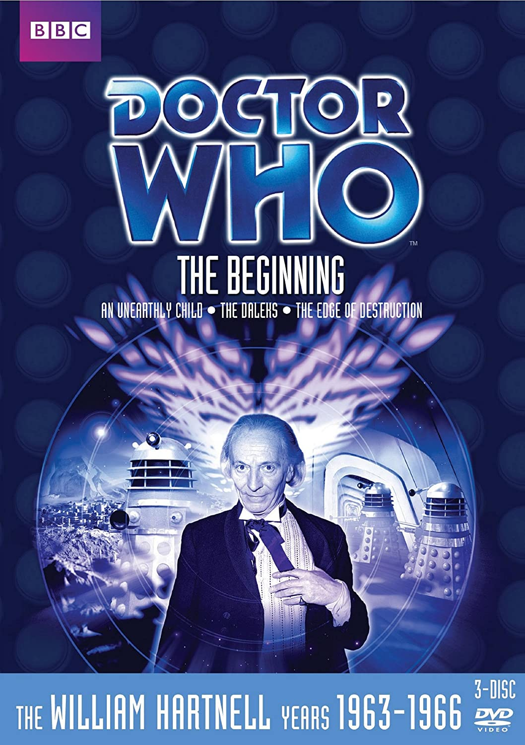 Doctor Who: The Beginning (An Unearthly Child / The Daleks / The Edge of Destruction)