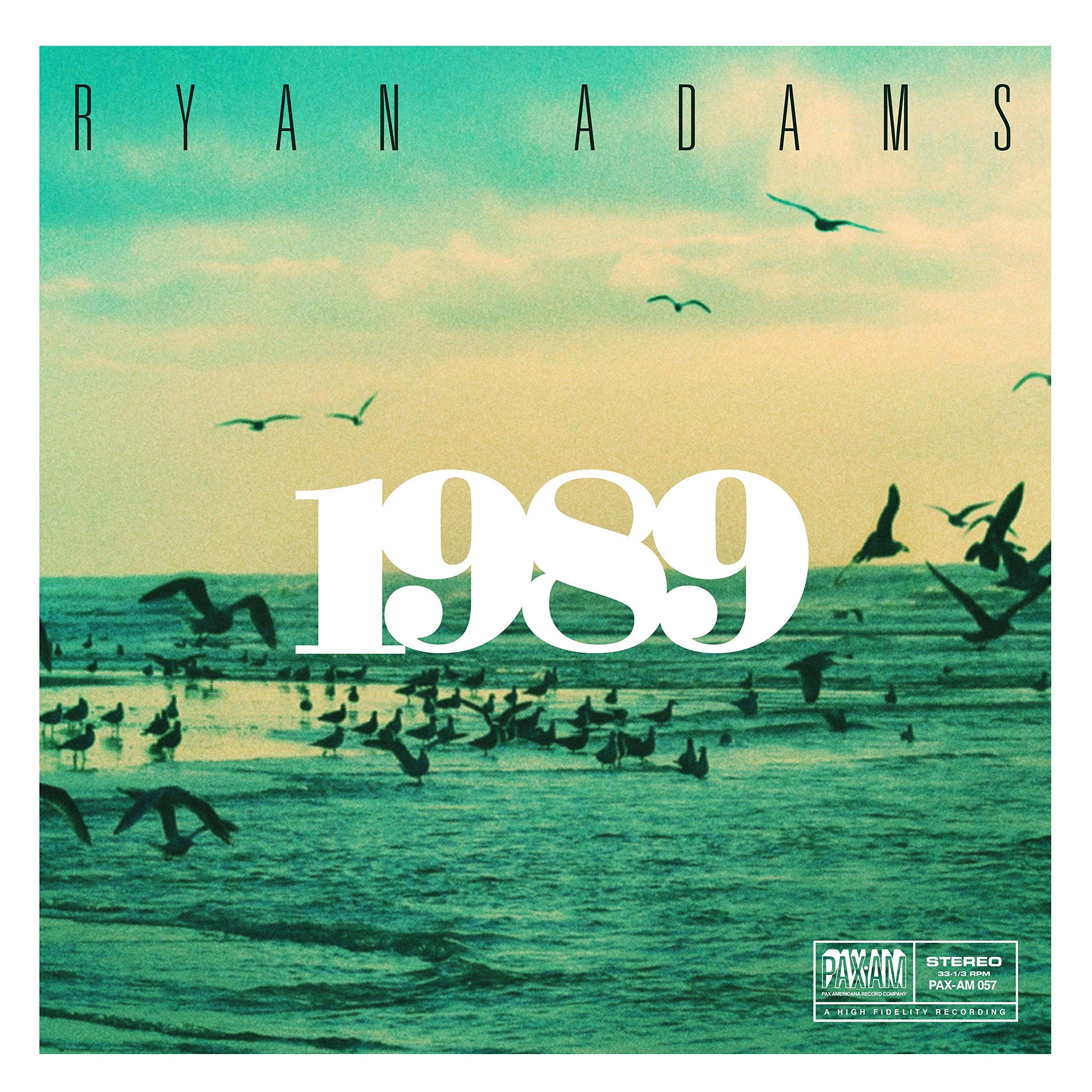 Cassette : Ryan Adams - 1989 (Cassette)