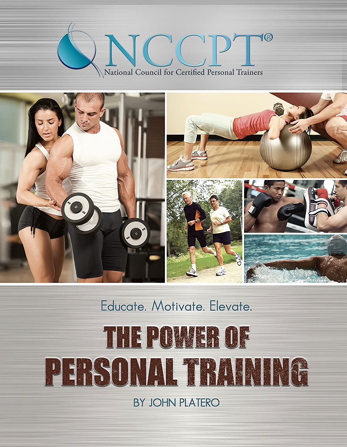 Amazon.com: The Power of Personal Training: NCCPT Personal Training  Certification Manual: Sports & Outdoors