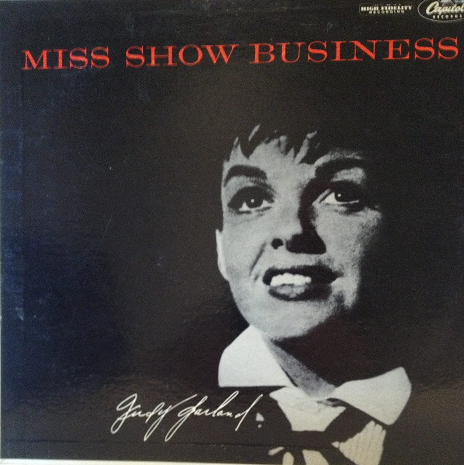 Judy Garland Free shipping on posting reviews - half Show Business Miss