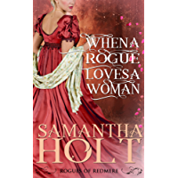 When a Rogue Loves a Woman (Rogues of Redmere Book 2) (English Edition)