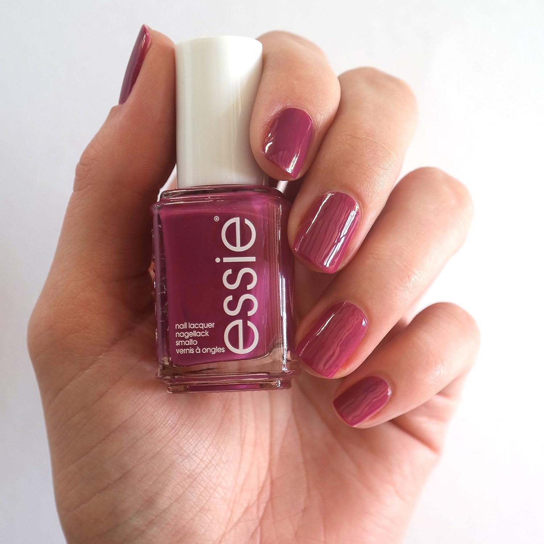 Essie - Esmalte de Uñas 048 Luxedo: Amazon.es: Belleza
