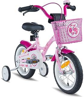 12 Zoll Kinderfahrrad Eiskönigin Fahrrad Dreirad Disney Frozen Anna & Elsa 51261 Pojazdy dla dzieci Zabawki