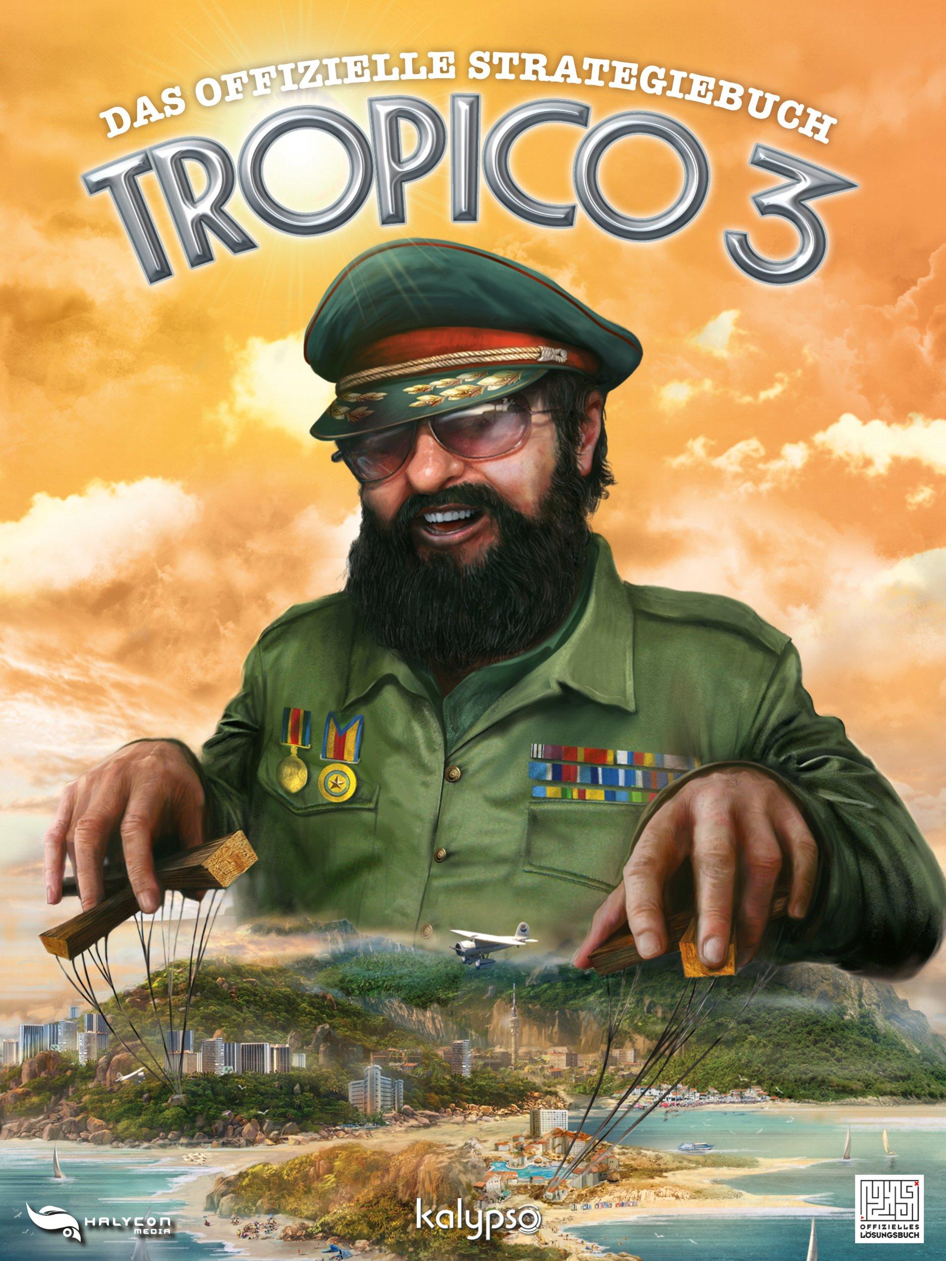 Tropico 3 (Lösungsbuch)