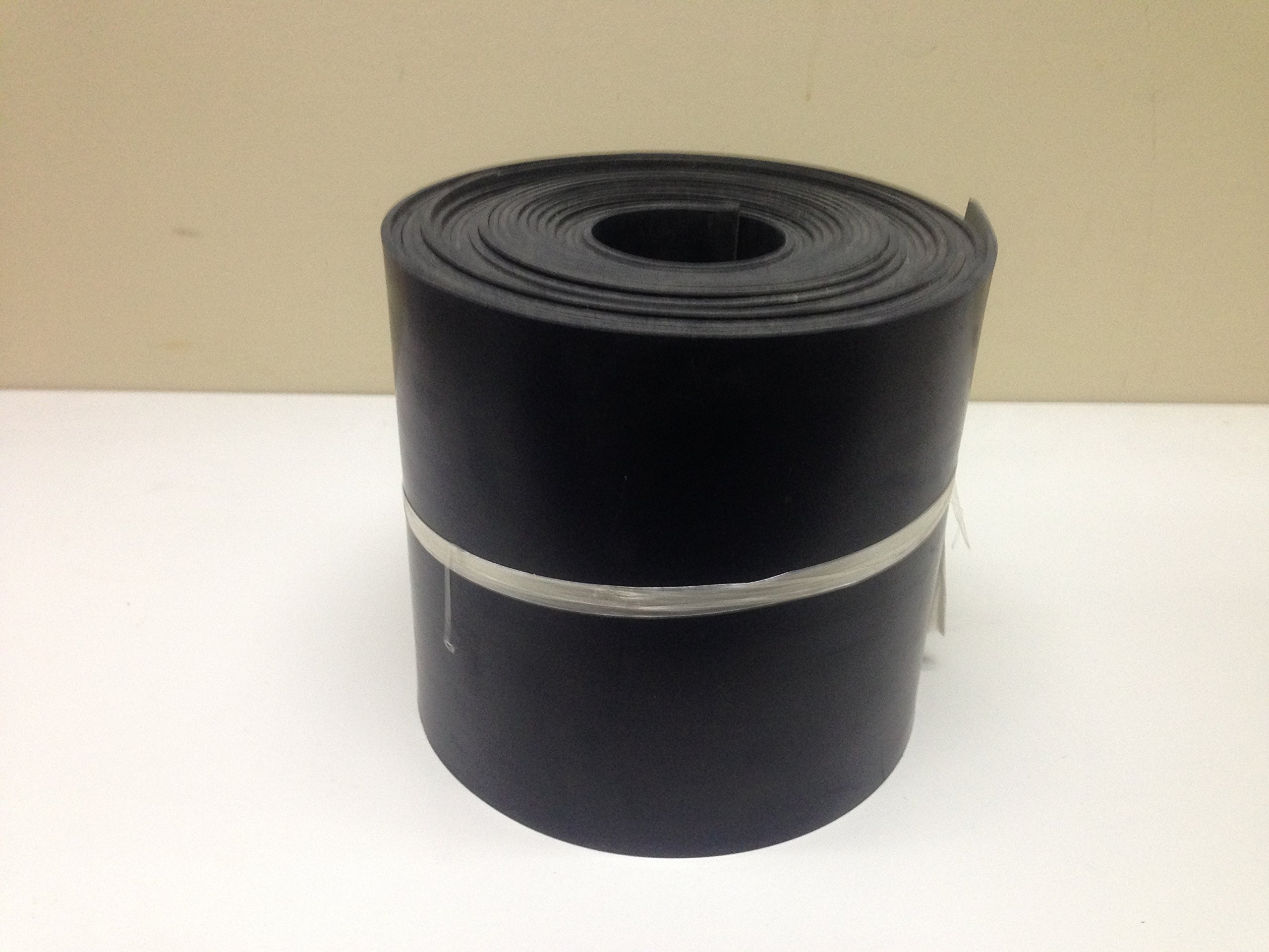 FixtureDisplays EPDM ROLL RUBBER 5/64'' THICK 8''x32' FEET Roofing Patch Sealing Cushion 11809