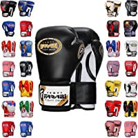 Farabi bokshandschoenen Kids Junior Muay Thaise Kick boksen training MMA ponsen tas