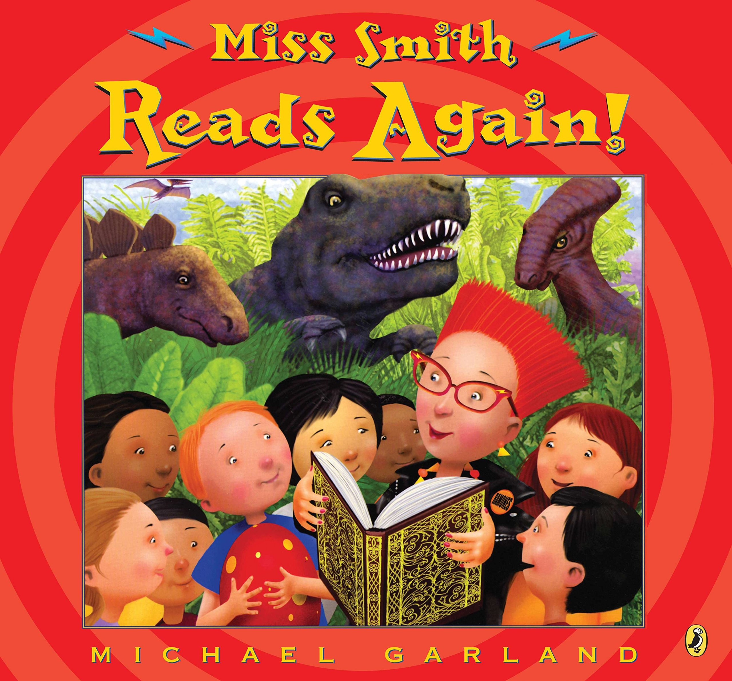 Miss Smith Reads Again! ebook