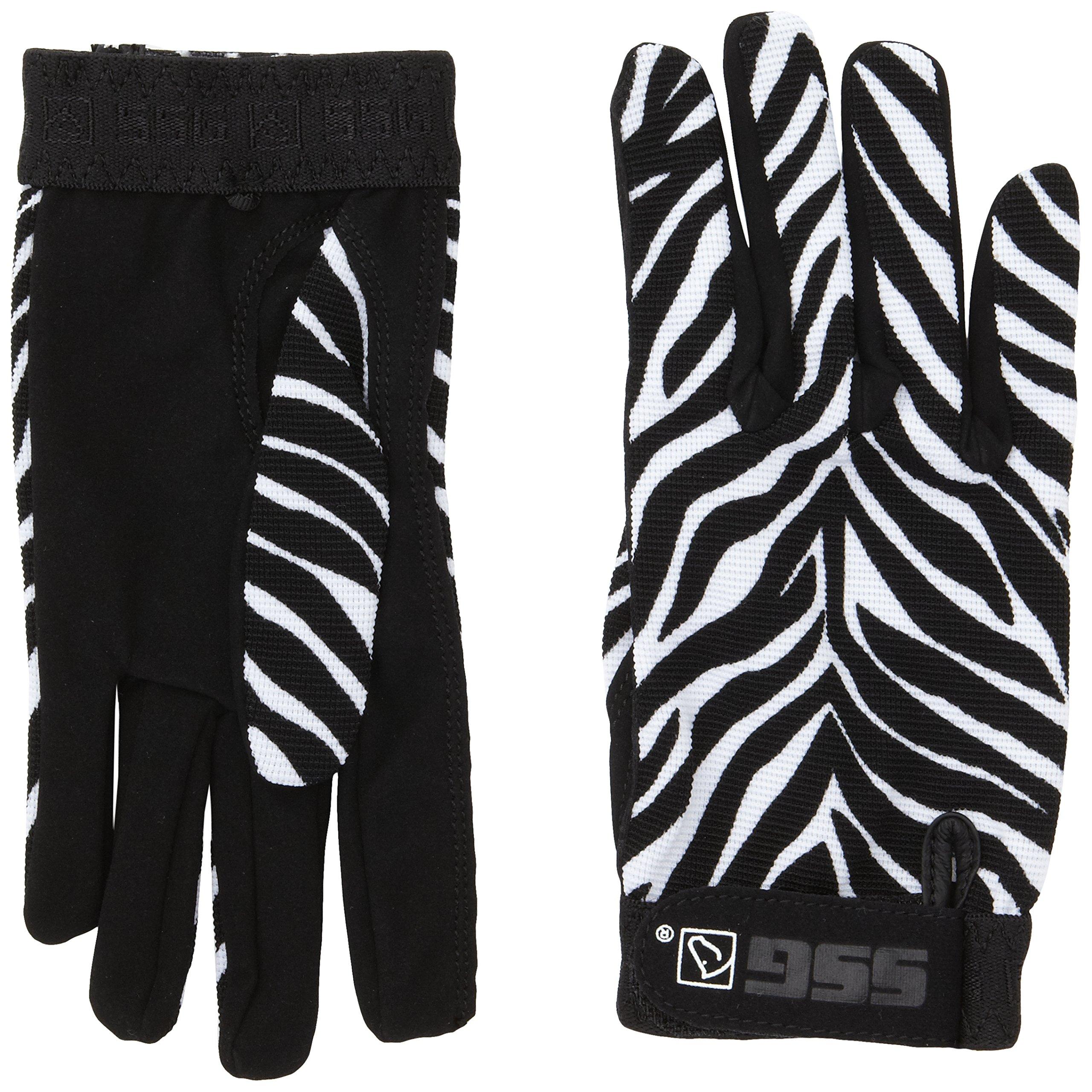 SSG Ladies' All Weather Gloves - Zebra by SSG