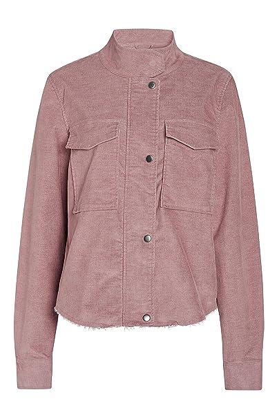next Mujer Chaqueta Estilo Camisa Pana Regular EU 46 (UK 18)