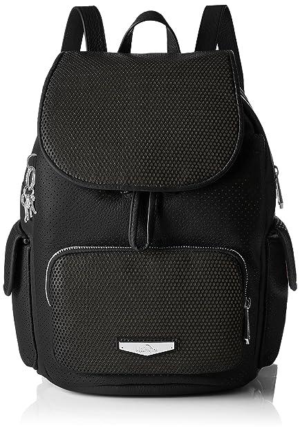 Kipling City Pack S, Women s Backpack, Schwarz (Night Black), One Size 22ef32f1b5