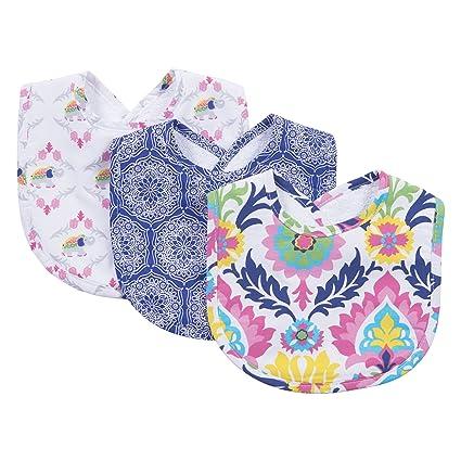 Tendencia Lab Waverly Santa Maria, 3 piezas, color azul/rosa ...