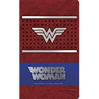 DC Comics: Wonder Woman Ruled Notebook (Dc Comics