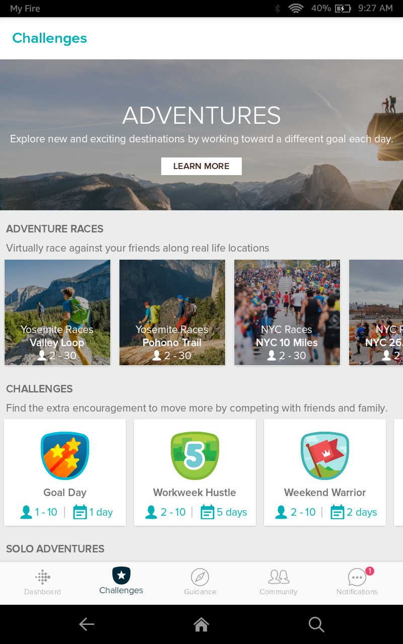 Amazon com: Fitbit: Appstore for Android