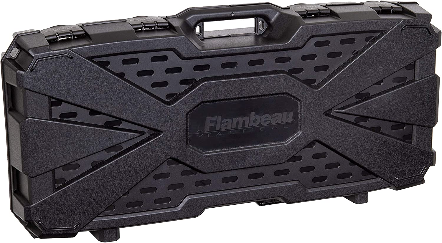 Flambeau Outdoors 3011PDW Tactical Personal Defense Weapon (PDW) Case, Portable Firearm Storage Accessory