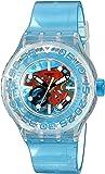 Swatch Unisex-Armbanduhr Analog Quarz Plastik SUUK103