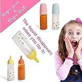 Magic Baby Bottles - 2 Bottles, 1 Milk and 1