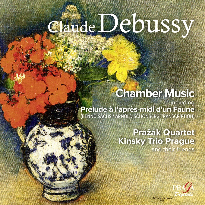 SACD : Kinsky Trio Prague - Chamber Music - Prelude A L'apres-midi D'un Faune (Hybrid SACD)