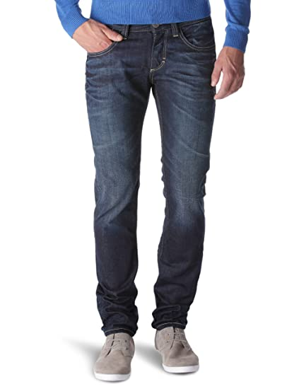 Outlet Enjoy Freeman T.Porter Mens Relaxed Plain or unicolor Jeans Freeman T. Porter Affordable Cheap Online Comfortable Online 2018 New Online Discount Wide Range Of gpPciheHA