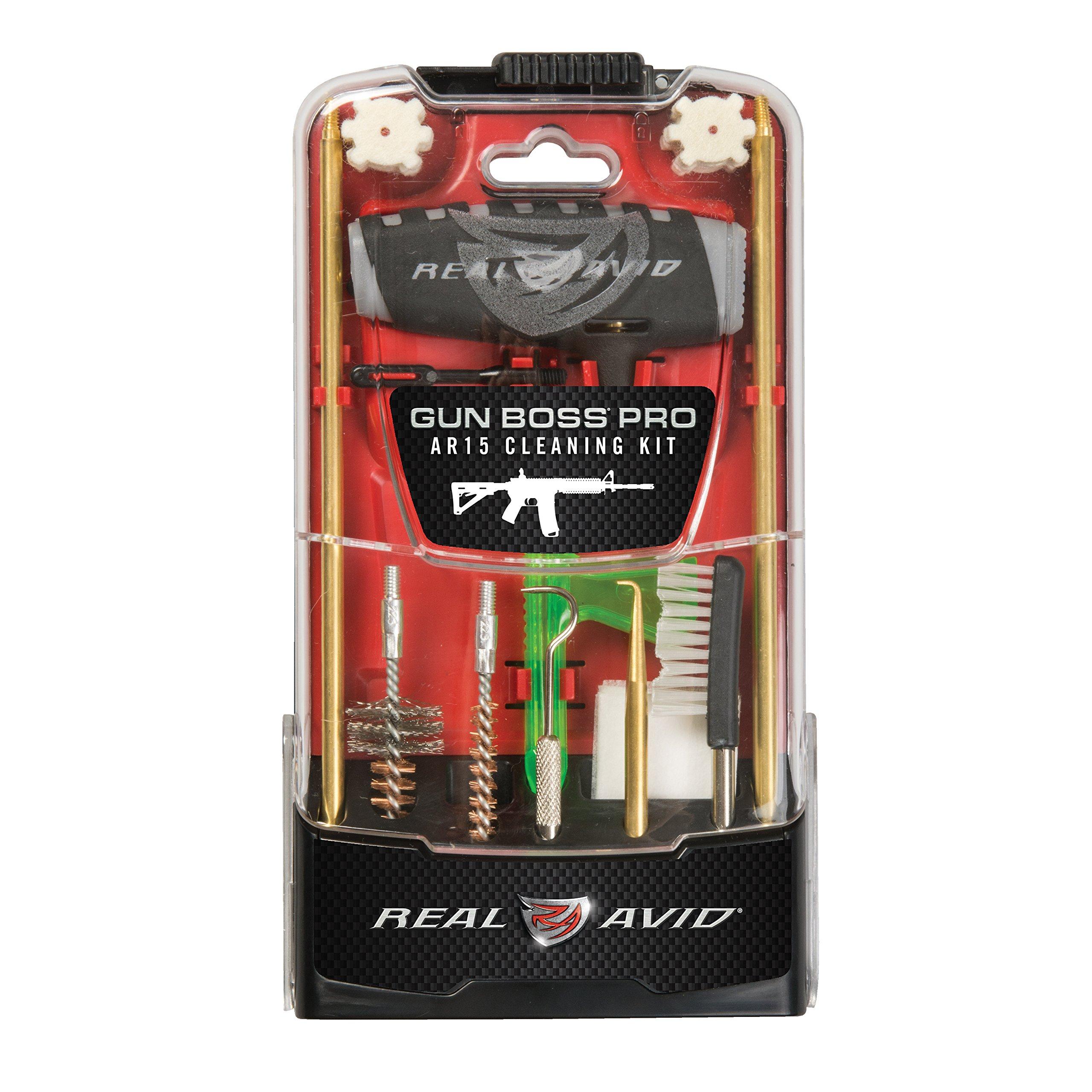 Real Avid Gun Boss Pro .223 Cleaning Kit by Real Avid