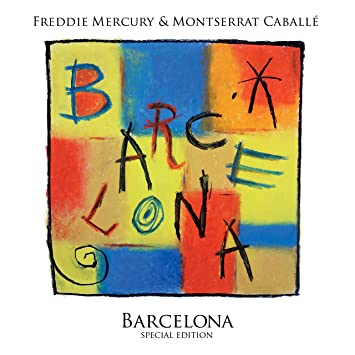 Freddie Mercury Y Montserrat Caballé Arte Foto Poster Regalo