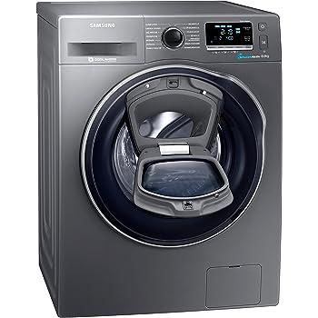 Samsung bietet unter anderem auch dunkle Waschmaschinen an, die ein edles Design besitzen.