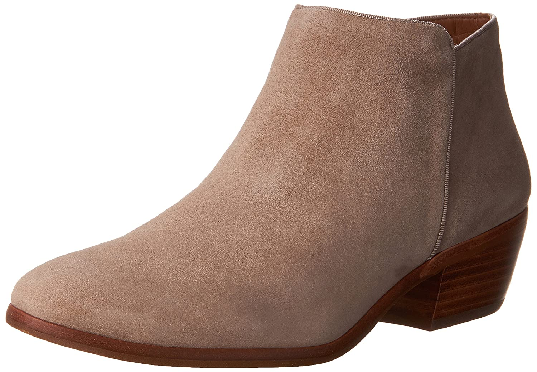 Sam Edelman Women's Petty Ankle Boot B018HL2VXM 9.5 W US|Putty Suede