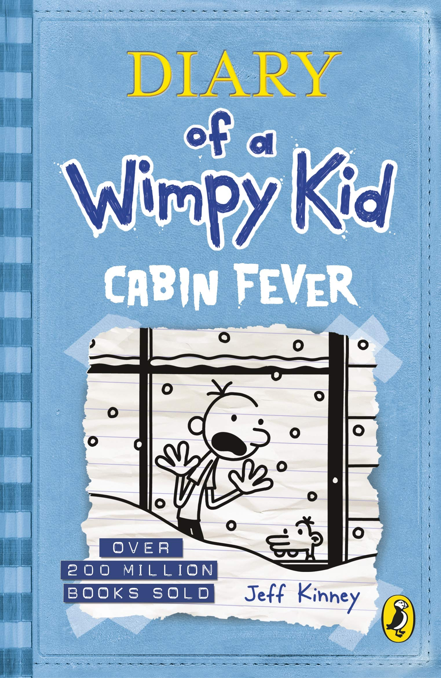 Cabin Fever Diary Of A Wimpy Kid Book 6 Jeff Kinney 8601300120010 Amazon Com Books