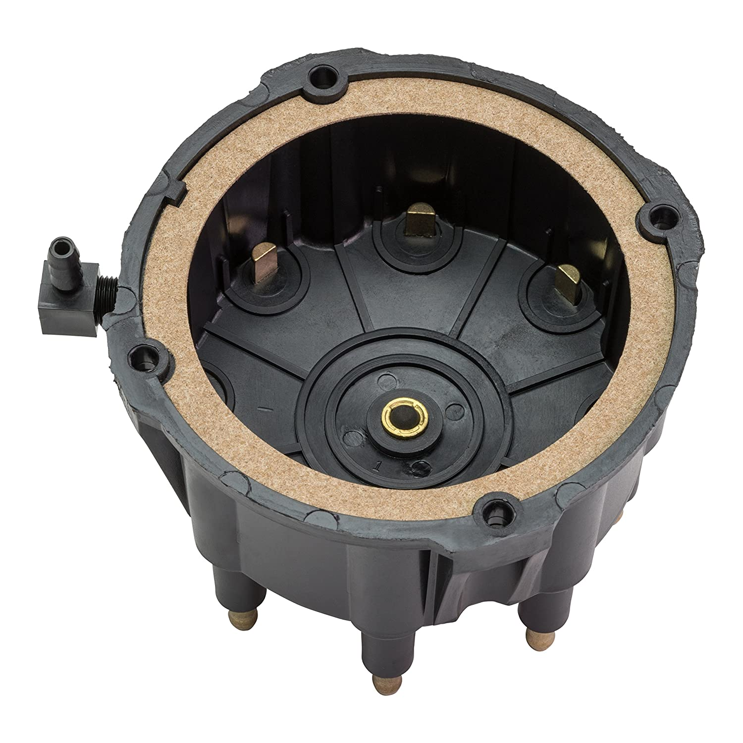 Marinized V-8 Engines by General Motors with Thunderbolt IV and V HEI Ignition Systems Quicksilver 805759Q3 Distributor Cap Kit