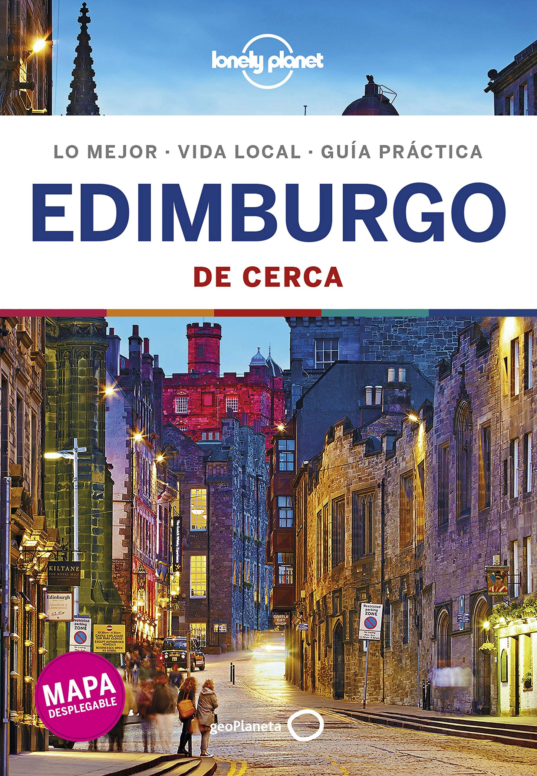Edimburgo De cerca 4 (Guías De cerca Lonely Planet): Amazon.es ...