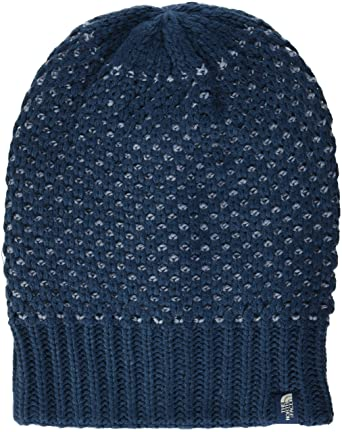 060b57a4bac9c6 THE NORTH FACE Men's Shin Sky Beanie, Blue, One Size: Amazon.co.uk ...