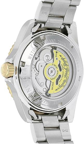 d377627d388 Invicta- Reloj automático 8928OB Pro Driver