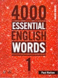 4000 ESSENTIAL ENGLISH WORDS 1: Student Book W/ STUDENT DIGITAL MATERIALS 2nd edition