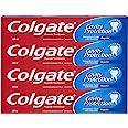 Colgate Cavity Protection Fluoride Toothpaste, Regular, 4 X 120 mL