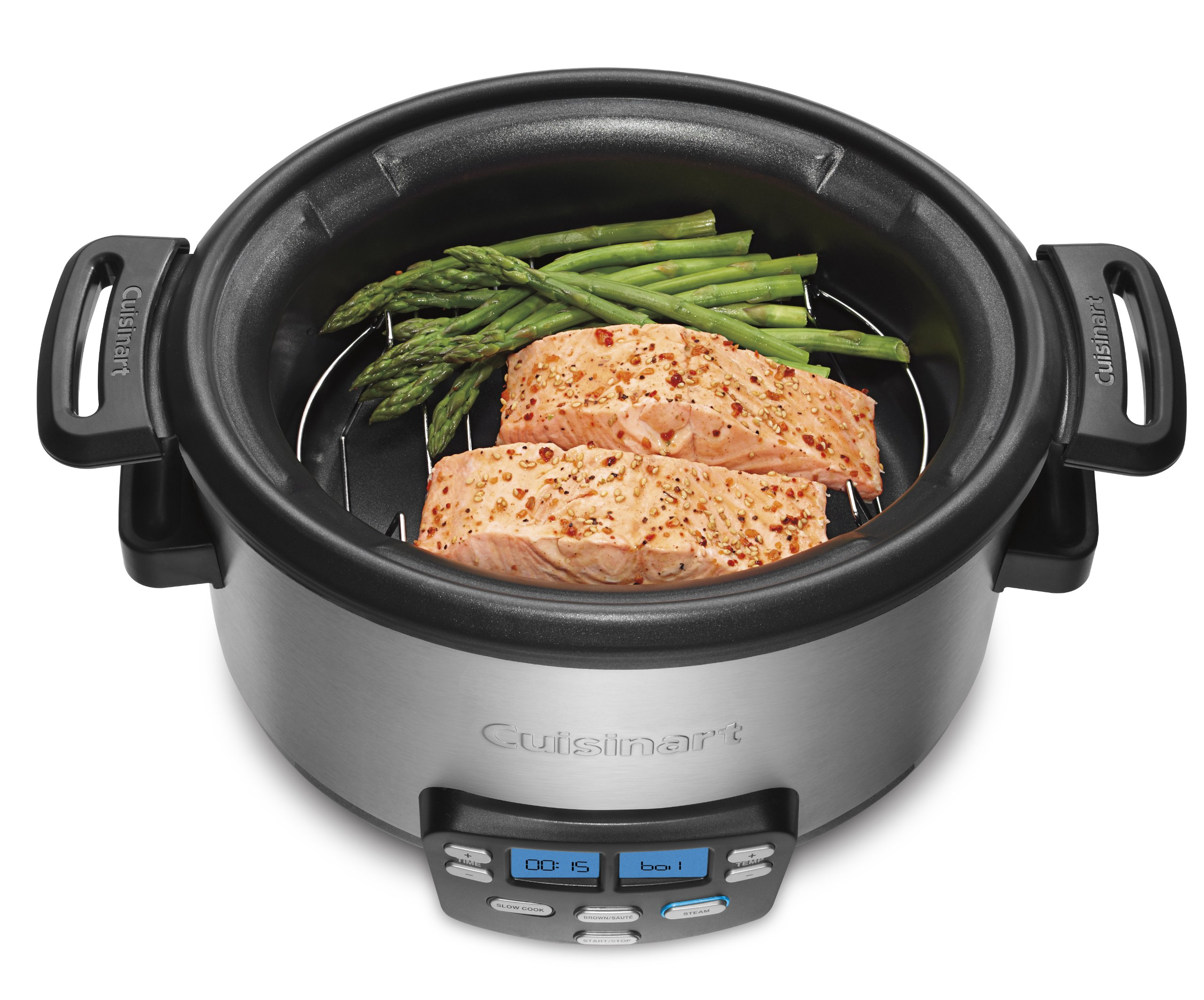 Cuisinart MSC-400 3-In-1 Cook Central 4-Quart Multi-Cooker: Slow Cooker, Brown/Saute, Steamer by Cuisinart (Image #6)