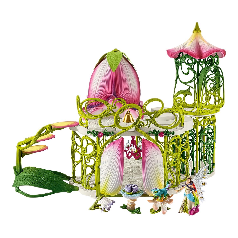 Prinzessin Schloss Bestseller - Schleich magisches Elfenschloss mit Zubehör