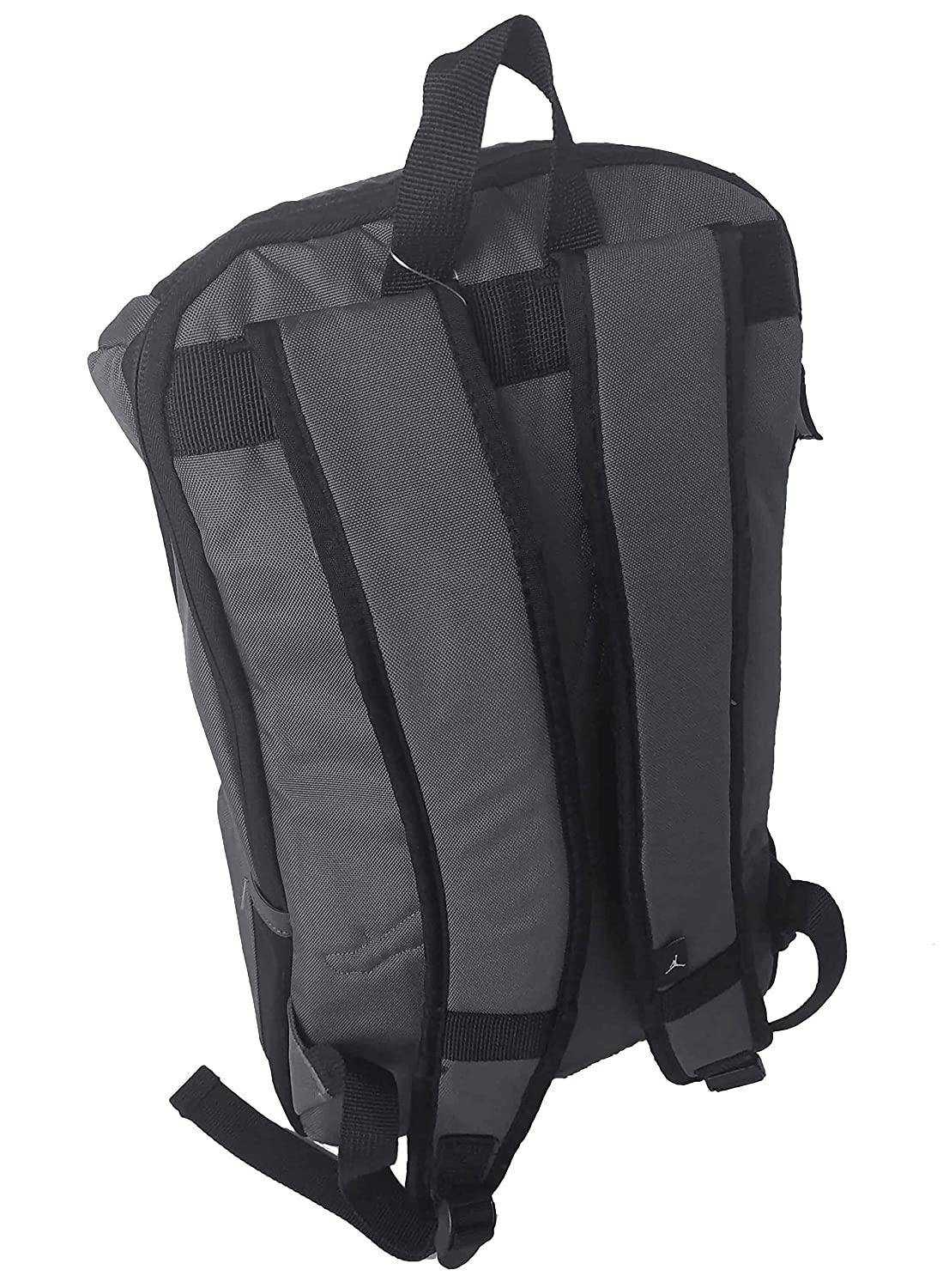 7c4c694404ee Nike Jordan Gray Unconscious Laptop Storage Pack Backpack (Gray Black)   Amazon.ca  Clothing   Accessories