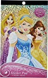 Disney Princess Sticker Pad Over 200 Stickers