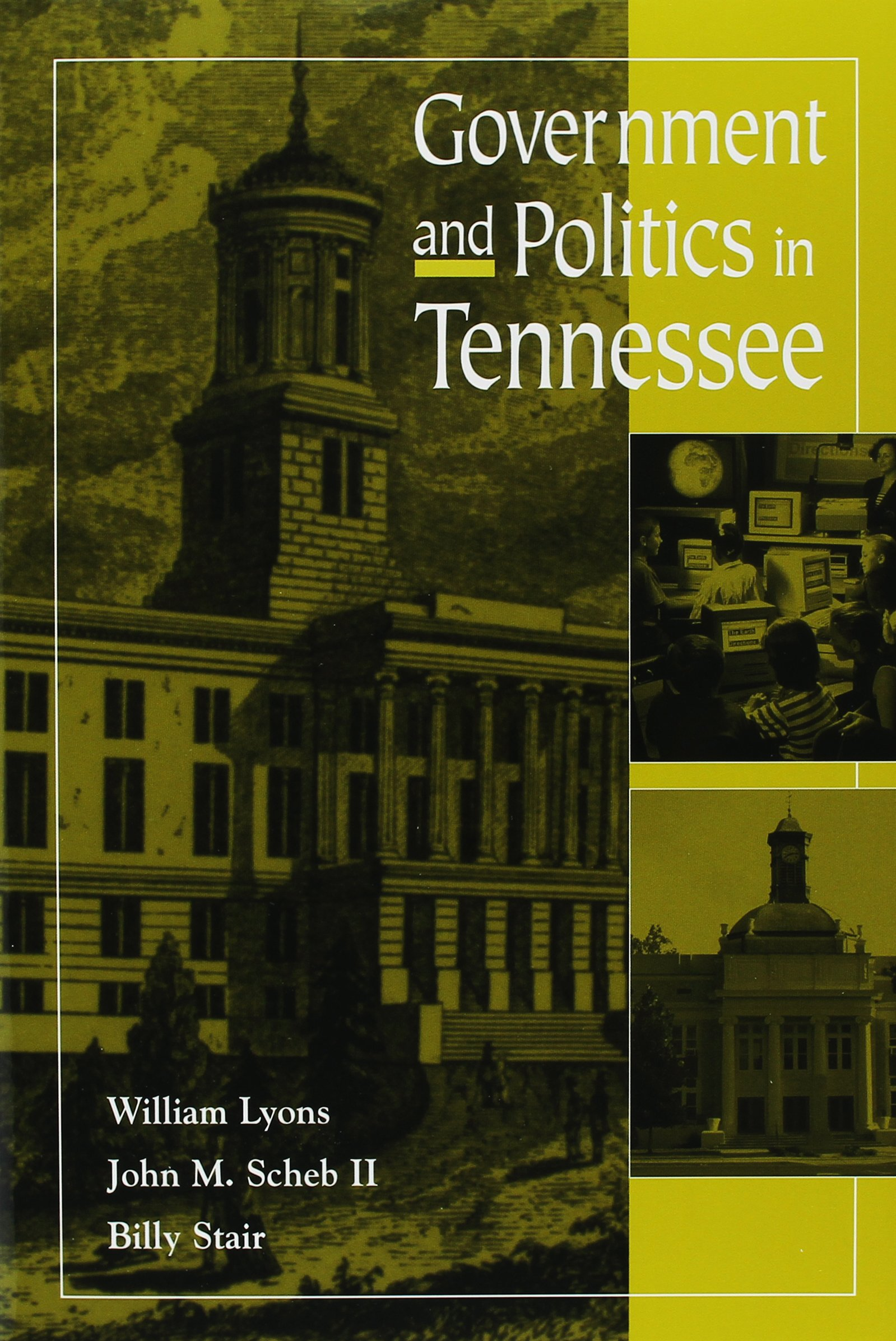 Government And Politics In Tennessee Text fb2 book