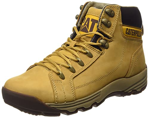 Caterpillar Supersede, Botines para Hombre, Beige (Honey Reset), 41 EU: Amazon.es: Zapatos y complementos