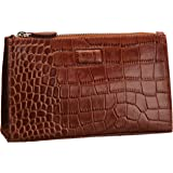 Osprey Womens Large Belle Croc/Nappa 10 Bag Organiser Tan 2374-10