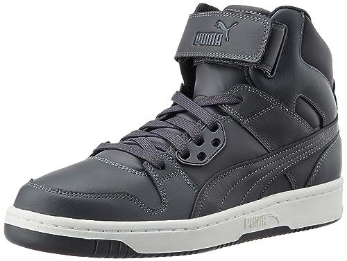 Puma REBOUND STREET L Scarpe Sneakers Grigio per Unisex  Amazon.it  Sport e  tempo libero ee3e9464336