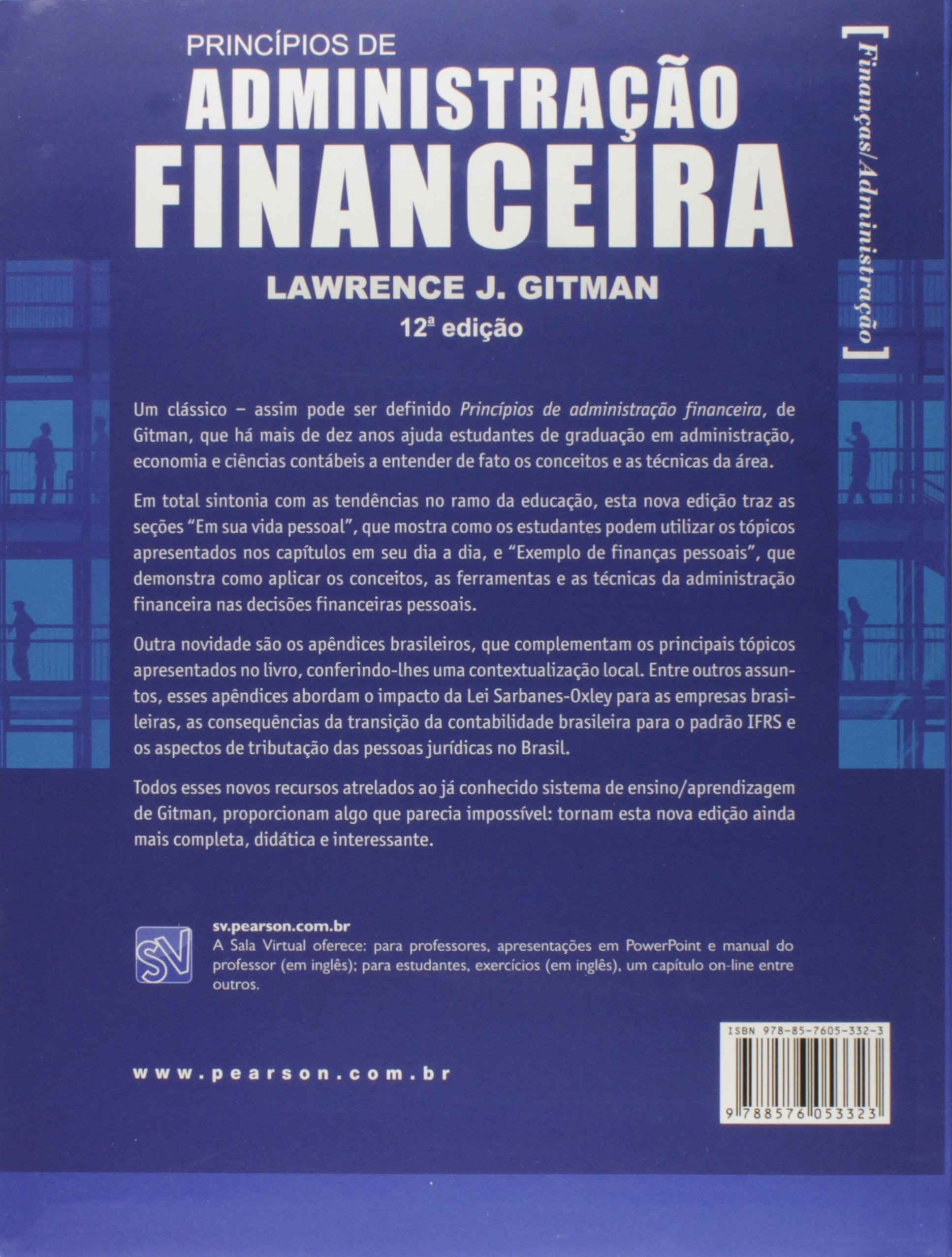 Principios de administracao financeira lawrence j gitman principios de administracao financeira lawrence j gitman 9788576053323 amazon books fandeluxe Images