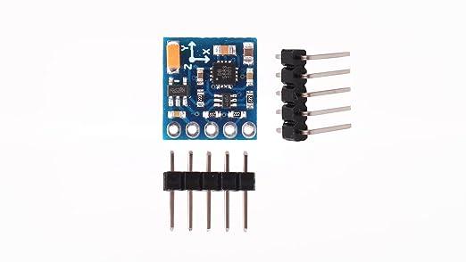 AZDelivery GY-271 brújula sensor magnético de brujula modulo para ...