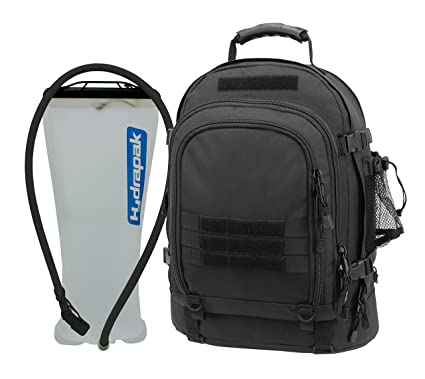 Amazon.com: Code Alpha TAC PAC Expandable 3-day Backpack with ...
