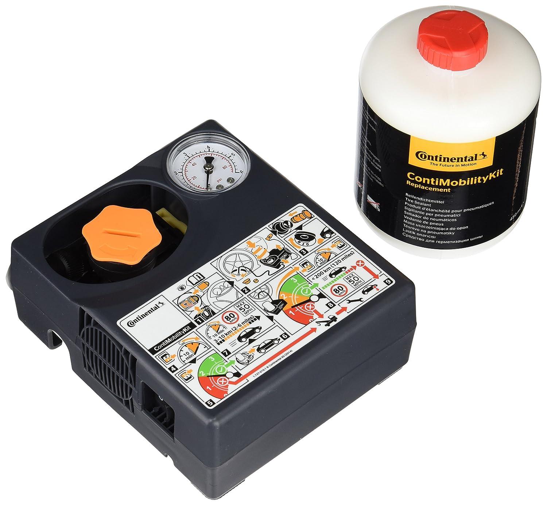Amazon.es: Continental 17120420000 Contimobilitykit - Kit de reparación de averías para Ruedas