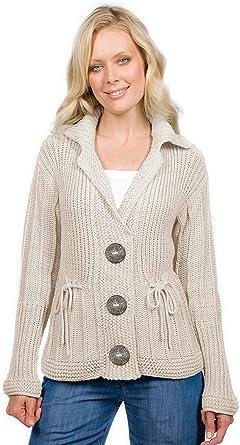 Handmade sweater Wool Sweater beige woolen woman  order