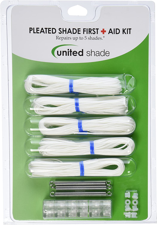 United Shade 650000 Pleated Shade Repair Kit