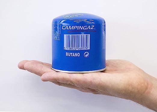 Campingaz C206 GLS - Cartucho De Gas Perforable, 190 gr ...