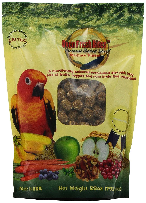 Oven Fresh Bites Baked Avian Diet -Medium Parrot
