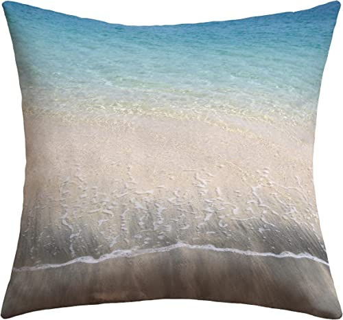 Deny Designs Aimee St Hill Bequia Outdoor Throw Pillow, 26 x 26